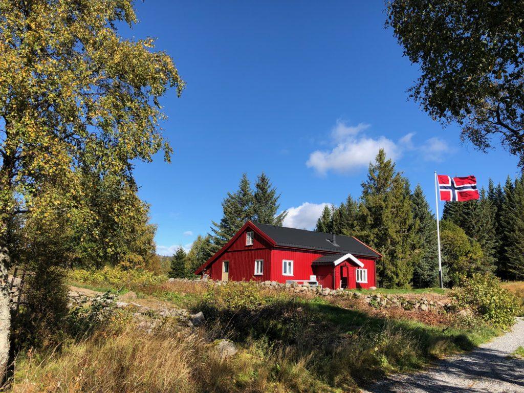 Lauvås gård i 2018